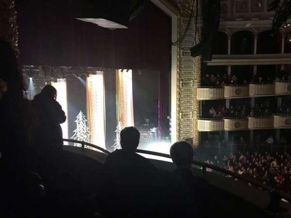 The Met Philadelphia, section: LBOX2, row: B, seat: 3