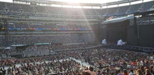 MetLife Stadium, section: 115C, row: 12, seat: 5