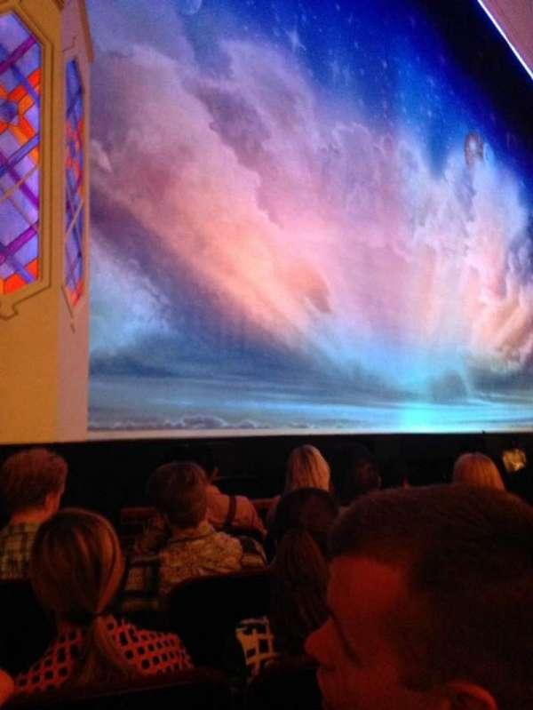 CIBC Theatre, section: Orchestra L, row: E, seat: 15