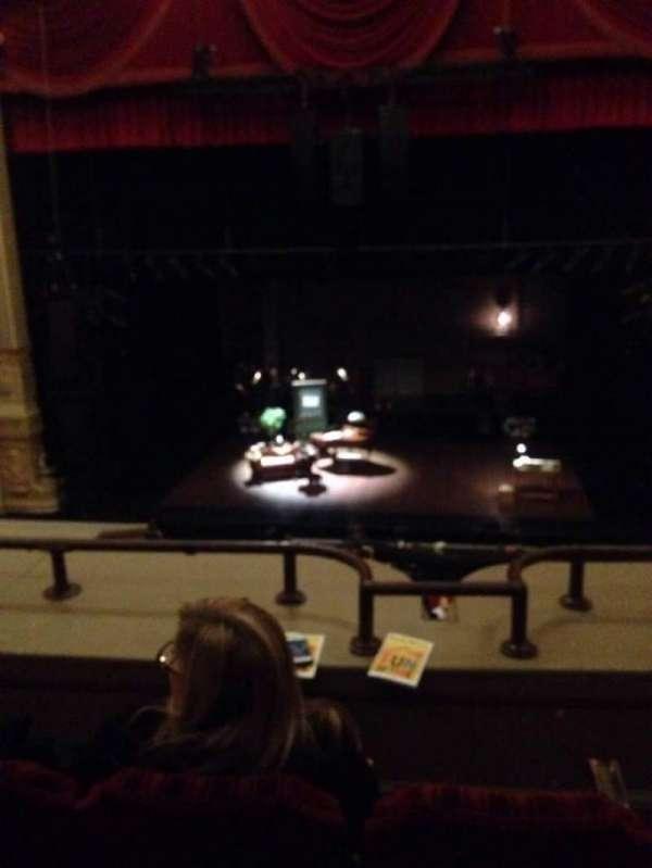 James M. Nederlander Theatre, section: LOGE C, row: C, seat: 310
