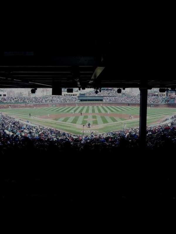 Wrigley Field, section: 217, row: 21, seat: 7
