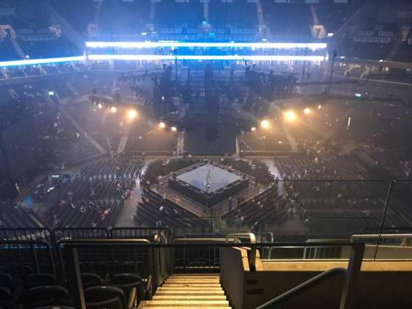 Barclays Center, section: 209, row: 9, seat: 2