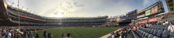 Yankee Stadium, section: 104, row: 12, seat: 23