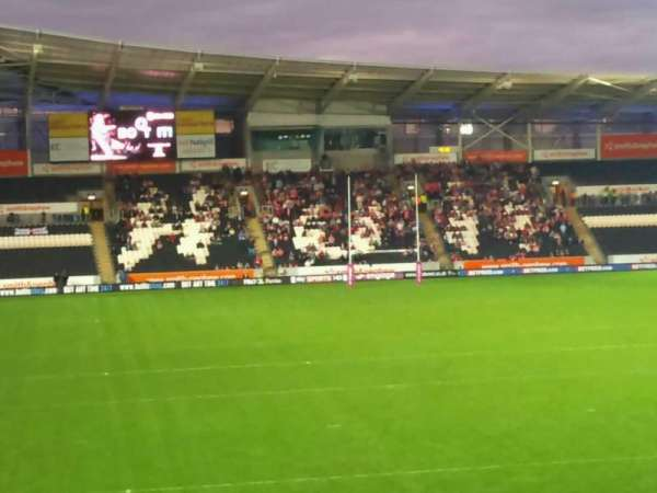 Craven Park, Hull, section: South