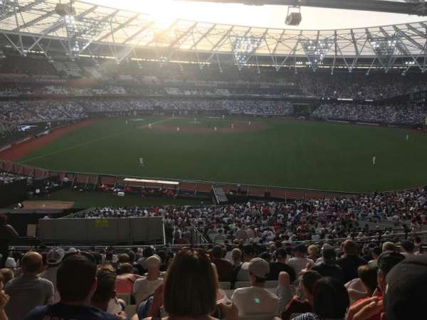 London Stadium, section: 230, row: 47, seat: 602