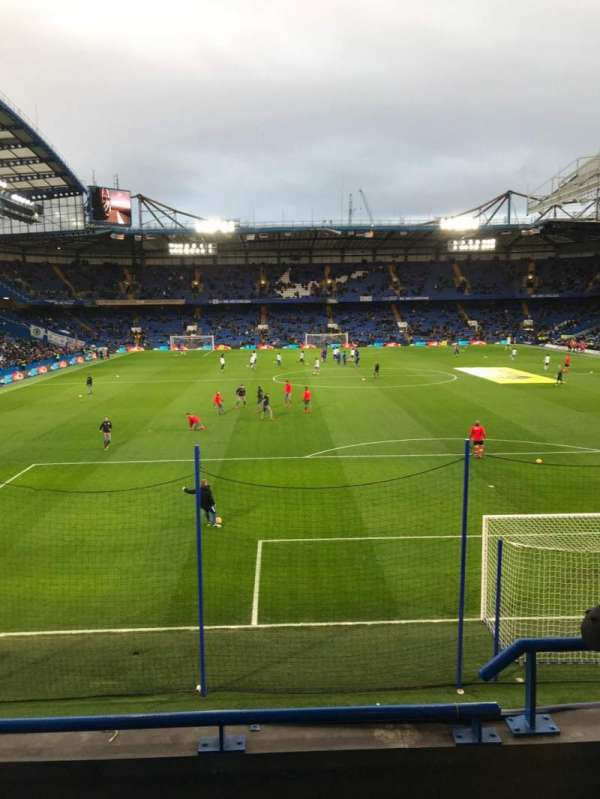 Stamford Bridge, section: Shed End Upper 5, row: 4, seat: 159