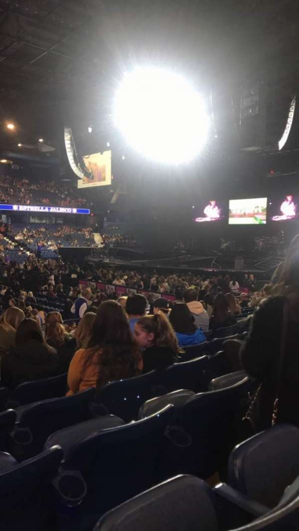 Allstate Arena, section: 111, row: K, seat: 10