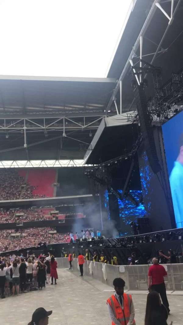 Wembley Stadium, section: 141, row: 4, seat: 226