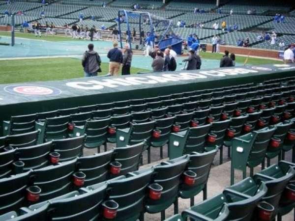 Wrigley Field, section: 9, row: 11, seat: 6