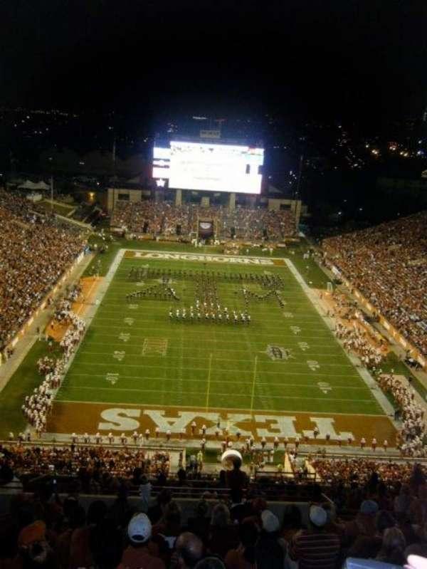Texas Memorial Stadium, section: 116