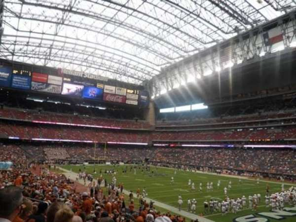 NRG Stadium, section: 120, row: BB, seat: 3