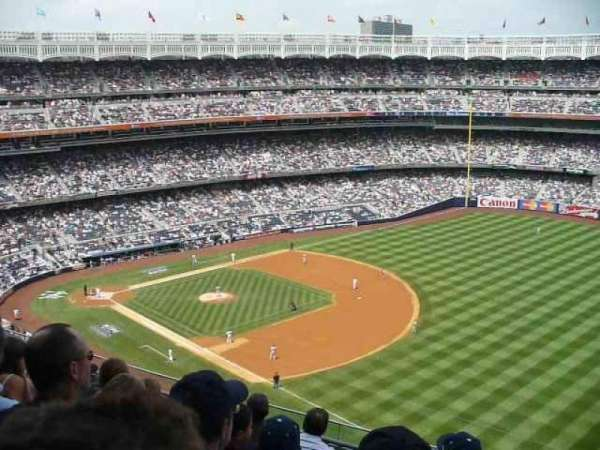 Yankee Stadium, section: 415