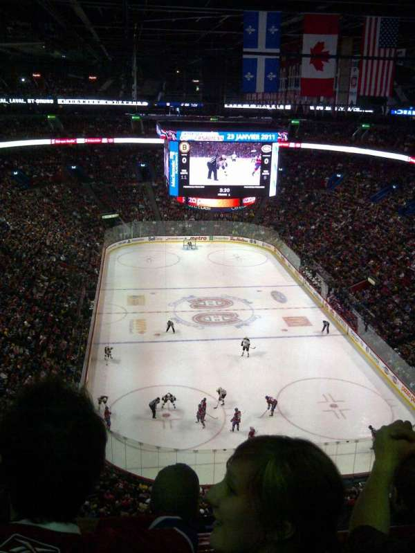 Centre Bell, section: 311, row: CC, seat: 5