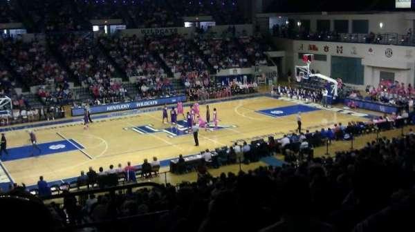 Memorial Coliseum (Lexington), section: 217