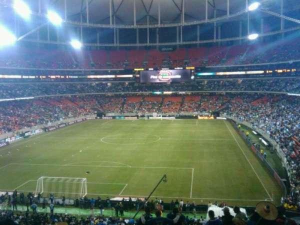 Georgia Dome, section: 12, row: 3, seat: 4