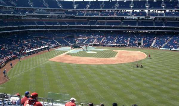 Citizens Bank Park, section: 202, row: 11, seat: 18