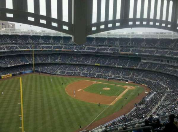 Yankee Stadium, section: 432a, row: 14, seat: 5