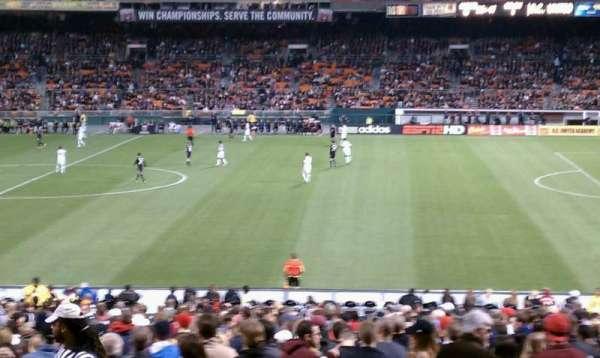 RFK Stadium, section: 331, row: 11, seat: 10