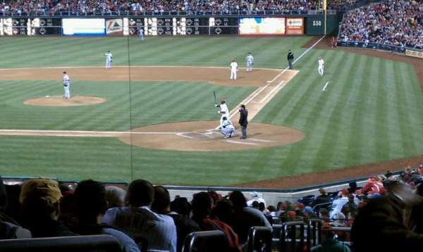 Citizens Bank Park, section: 126, row: 34, seat: 16