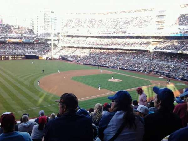 Petco Park, section: 214, row: 5, seat: 10