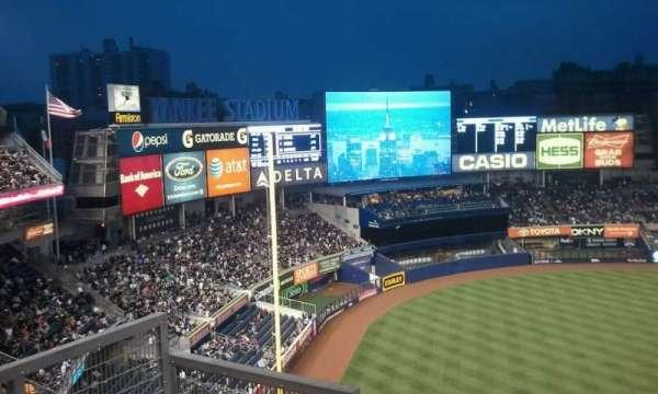 Yankee Stadium, section: 329, row: 10, seat: 15