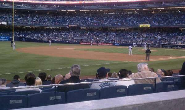 Yankee Stadium, section: 128, row: 12, seat: 7