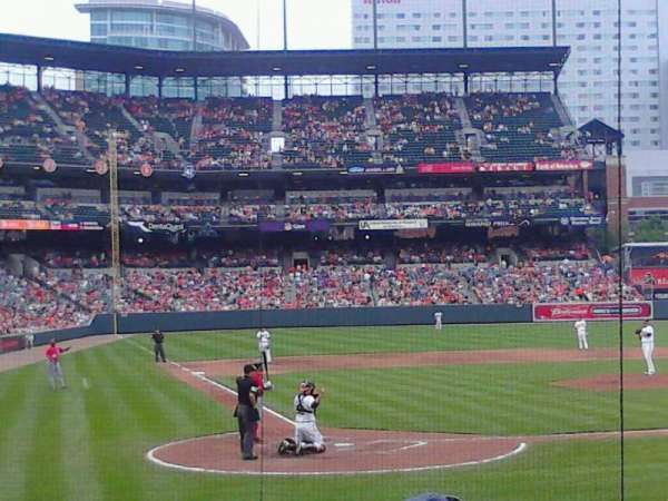 Oriole Park at Camden Yards, section: 30, row: 13, seat: 6