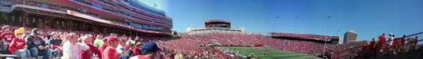 Memorial Stadium (Lincoln), section: 20