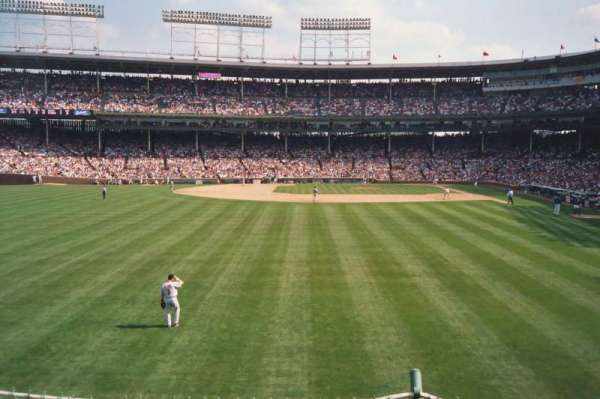 Wrigley Field, section: 503, row: 2