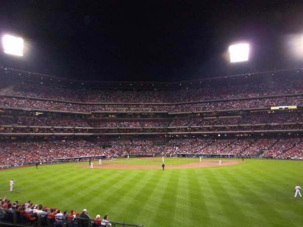 Citizens Bank Park, section: Bullpen, row: 1, seat: none