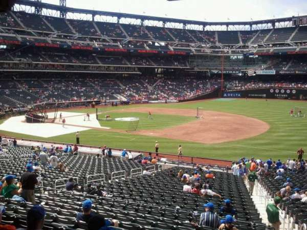 Citi Field, section: 111, row: 32, seat: 15