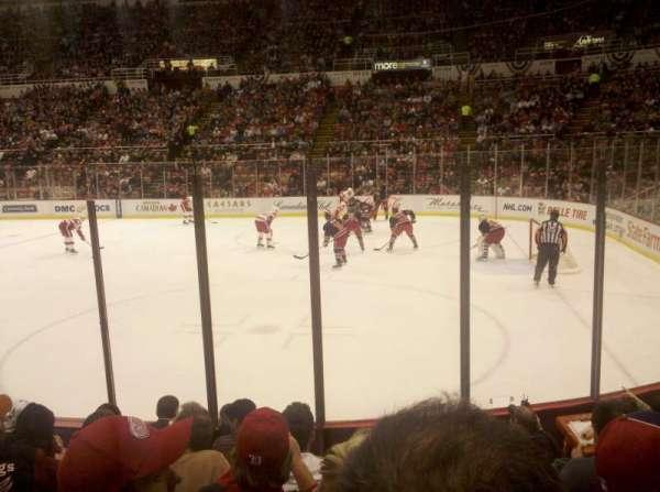 Joe Louis Arena, section: 119, row: 7, seat: 3