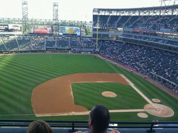 Guaranteed Rate Field, section: 540, row: 7, seat: 11