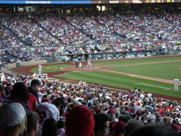 PNC Park, section: 105, row: FF, seat: 4