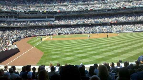 Yankee Stadium, section: 106, row: 21, seat: 5