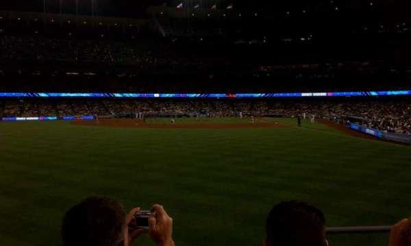 Dodger Stadium, section: 303PL, row: C, seat: 2