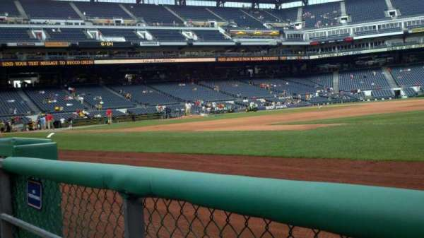 PNC Park, section: 6, row: a, seat: 3