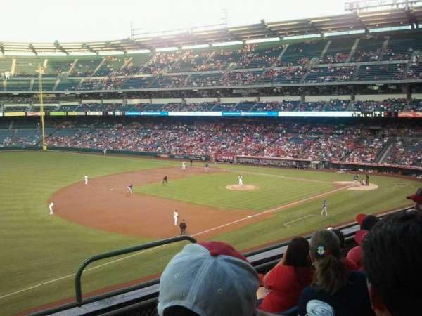 Angel Stadium, section: C311, row: D, seat: 10