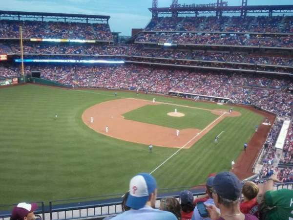 Citizens Bank Park, section: 321, row: 5