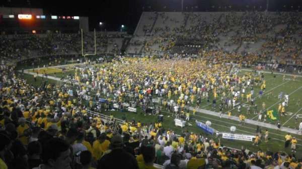 Floyd casey Stadium, section: D, row: 45, seat: 21