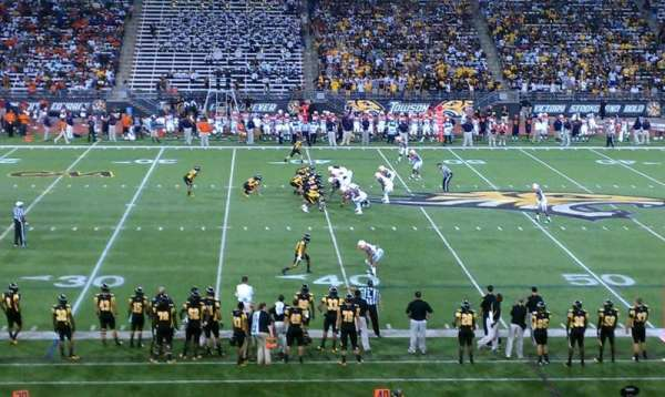 Johnny Unitas Stadium, section: 112