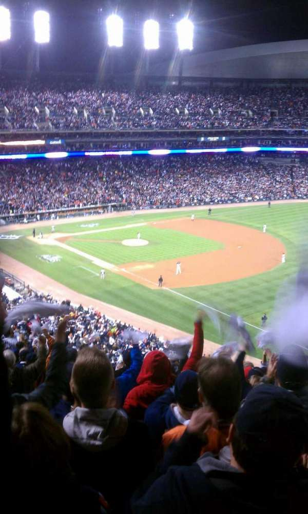 Comerica Park, section: 213, row: 18, seat: 23