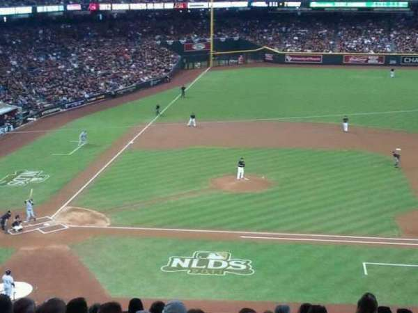 Chase Field, section: 209, row: 11, seat: 6