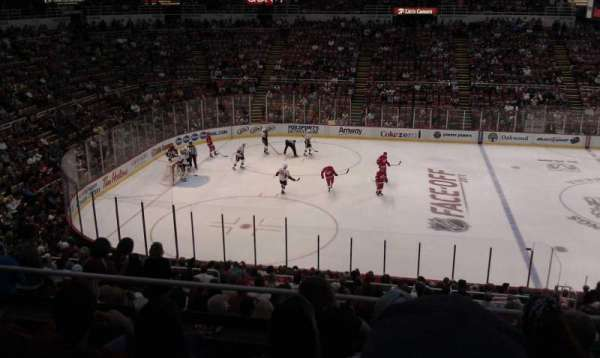 Joe Louis Arena, section: 223, row: 5, seat: 8