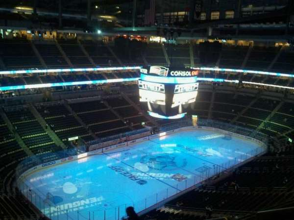 PPG Paints Arena, section: 224, row: P, seat: 5