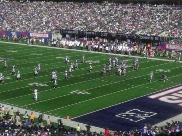 MetLife Stadium, section: 327, row: 26, seat: 1