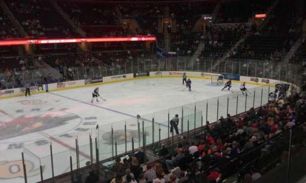 Rocket Mortgage FieldHouse, section: C121, row: 1, seat: 14