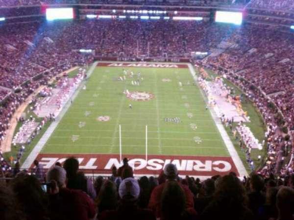Bryant-Denny Stadium, section: SS-7, row: 19, seat: 21