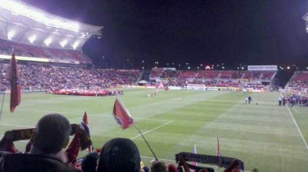 Rio Tinto Stadium, section: 26, row: N, seat: 11