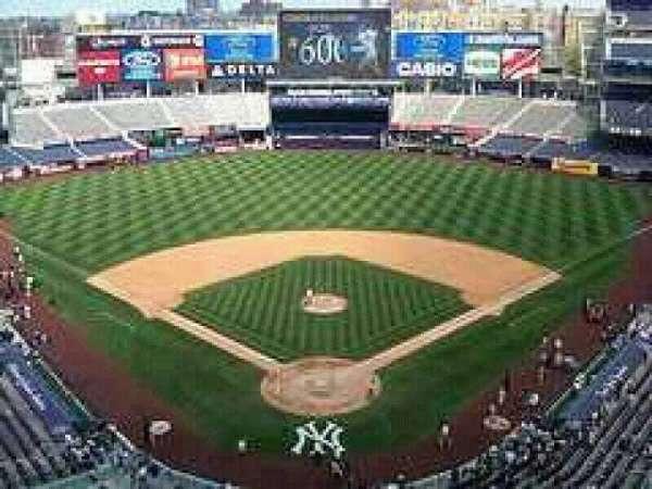 Yankee Stadium, section: 420B